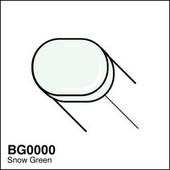 Copic Sketch marker BG0000 snow green