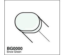 Copic Sketch marker Copic Sketch marker BG0000 snow green
