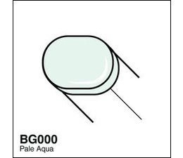 Copic Sketch marker Copic Sketch marker BG000 pale aqua