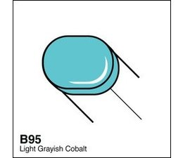 Copic Sketch marker Copic Sketch marker B95 light grayish cobalt