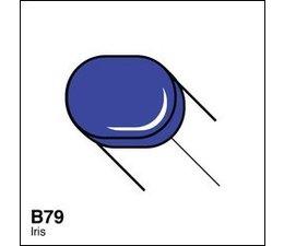 Copic Sketch marker Copic Sketch marker B79 iris