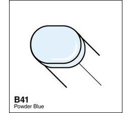 Copic Sketch marker Copic Sketch marker B41 powder blue