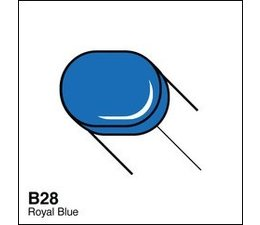 Copic Sketch marker Copic Sketch marker B28 royal blue