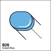 Copic Sketch marker B26 cobalt blue