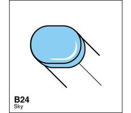 Copic Sketch marker Copic Sketch marker B24 sky