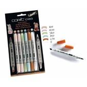 Copic Ciao marker 5+1 (blender) Scrap & stempel 1