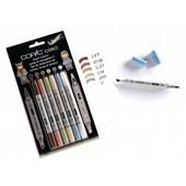 Copic Ciao marker 5+1 (blender) Scrap & stempel 2