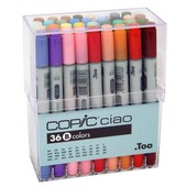 Copic Ciao marker 36-delig C