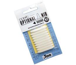 Copic marker original Copic nibs round 10-delig