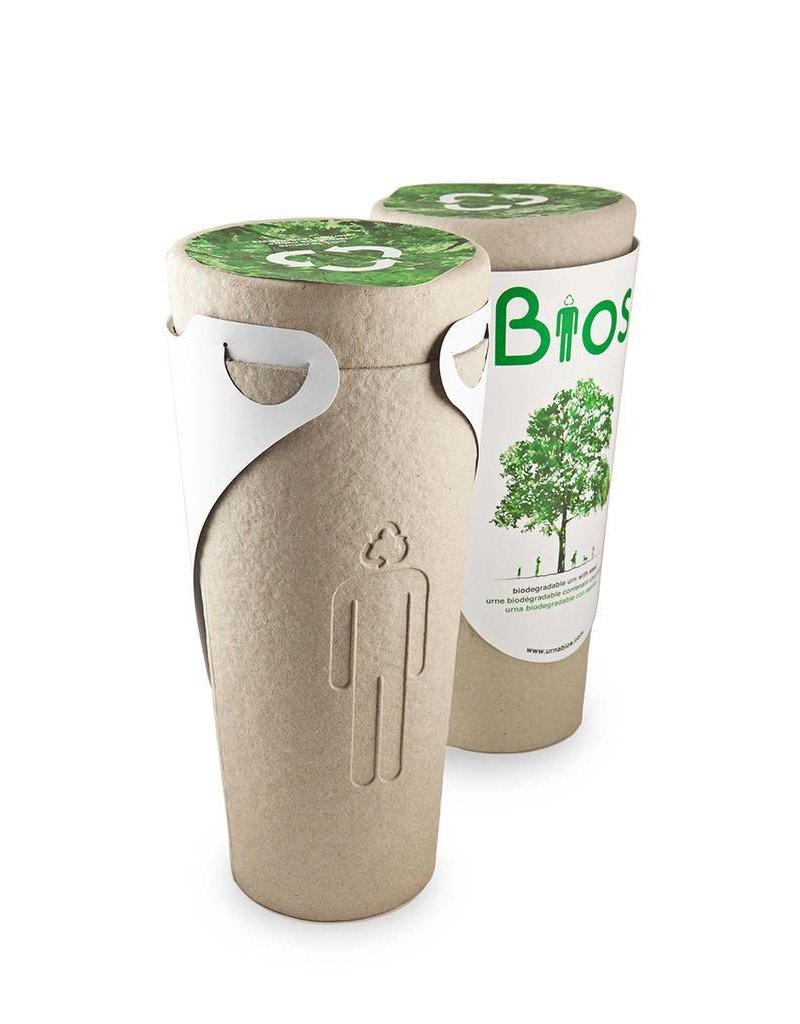 Uitvaartproducten BIOS URN™ met keuze uit (optionele plant) boom of heester