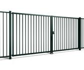 Vesta Double swing gate width 2000 mm