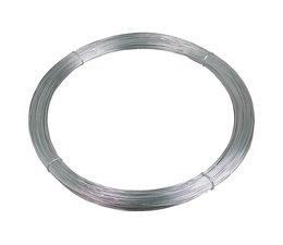 Anneau de fil de fer galvanisé de 25 kg