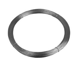 Annealed wire ring on a 25 kg