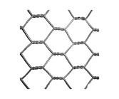 Hexagonal netting a Role 10M