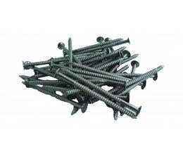Machine nails, ring