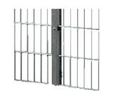 Kokers ☐ 60 x 40 | Blokjes icm metalen afdeklijst