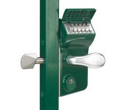 LLKZ V2 | Serrure à codes mécanique pour portail coulissant