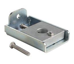 GP-U-BASE | Plaque de base avec support réglable pour pivot inférieur