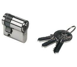 3012-37-STD | 37 mm halve cilinder