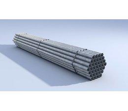 Hitmetal Feuerverzinkt Pfosten 60 x 1,75 x 2800 mm