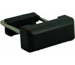 Etrier Ø plaque d'acier de 6 mm contre