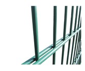 Dubbelstaafmat For Galvanized Wire & Coated