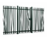 Some Mykadoo swing gate