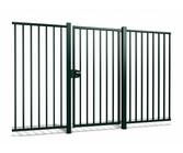 Tyro portail battant unique