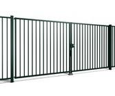 Tyro Double swing gate