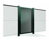 Styx Modeno Single swing gate