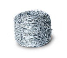Hitmetal Stacheldraht Verzinkt 250 Meter