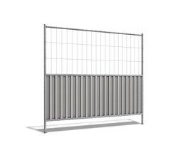 Hitmetal Mobile fence Apollo City Fence Combi