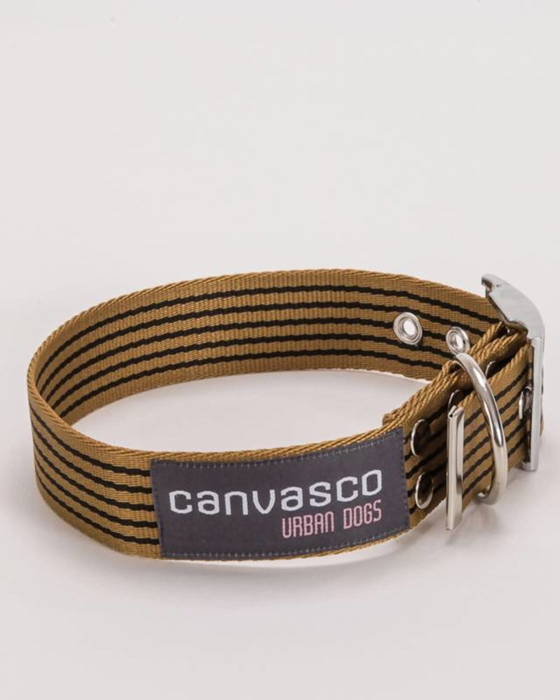 Canvasco Urban Dogs Halsband Frida