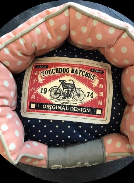 Karlie Touchdog Hundebett oval