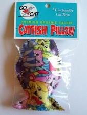 Go-Cat Catfish Pillow