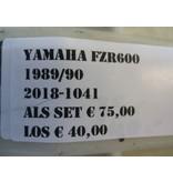 Yamaha origineel Zadel set yamaha FZR 600 89/ 90