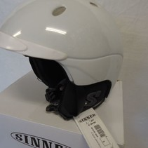 Skihelm, Empire shiny white
