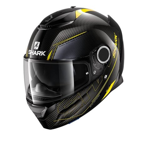 Shark SPARTAN CARB 1.2 SILICIUM CARBON YELLOW ANTHRACITE