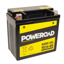 accu poweroad 704064 YG14-BS