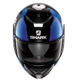Shark SPARTAN  Apics blauw wit zwart