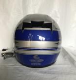 Ace motorhelm integraal ACE blauw