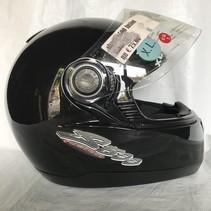 motorhelm integraal Shark S500 fusion zwart