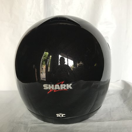 Shark motorhelm integraal Shark S500 fusion zwart