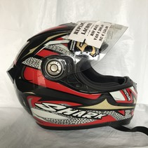 motorhelm integraal Shark RSF race Laconi replica