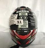 Shark motorhelm integraal Shark RSF race Laconi replica