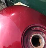 kawasaki origineel Rode benzinetank Kawasaki ZXR 400 1992 goede staat, oldstock