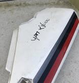 Yamaha origineel zij schilden set Yamaha XJ 600 goede staat, oldstock