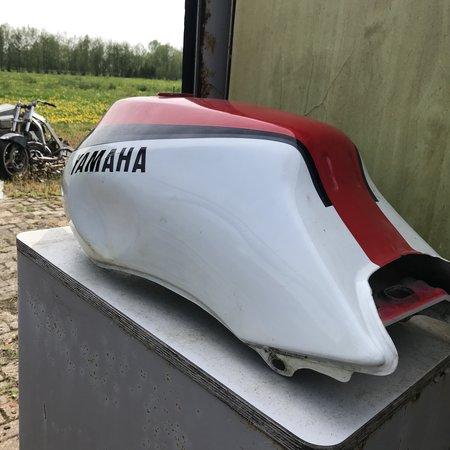 Yamaha origineel Benzine tank Yamaha XJ 600. goede staat, oldstock