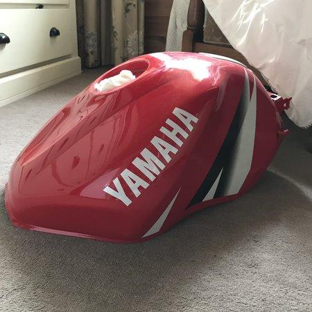 Yamaha origineel Benzine tank Yamaha YZF-R6 2001/ 2002