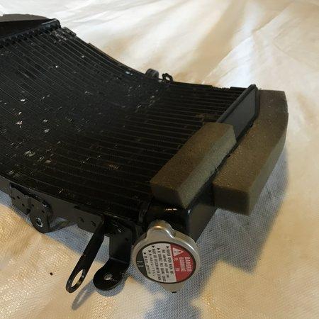 Yamaha origineel verschillende Radiateur Yamaha YZF-R6 2003/ 2003 nieuw en gebruikt